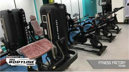 Fitness Factory, PUNE